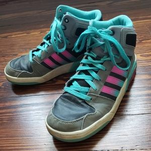 "High top sneakers from ""Adidas"""